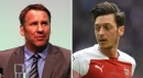 Arsenal should replace Mesut Ozil with Gareth Bale, says Paul Merson