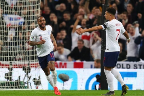 Man City and England star Raheem Sterling has been given another new role