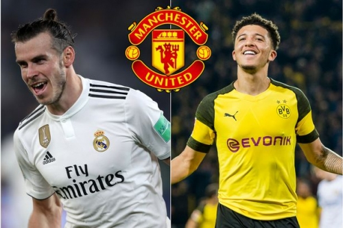 What could happen if Manchester United sign Gareth Bale AND Jadon Sancho this summer