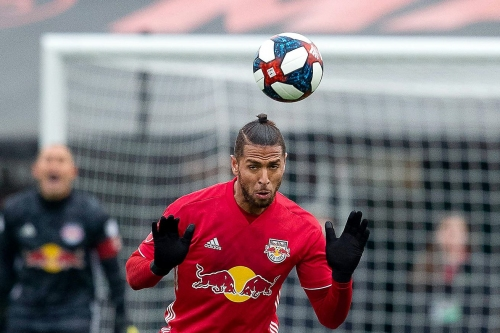 Red Bulls getting ready for Orlando City