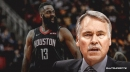 Rockets' Mike D'Antoni says he's the only one who can stop James Harden