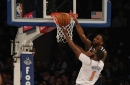 "Nuggets 111, Knicks 93: ""Ahh, Frank...tu nous a manque"""