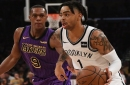 D'Angelo Russell Downplays Nets Officially Eliminating LeBron James, Lakers From Playoff Contention