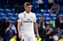 Manchester United 'told Toni Kroos asking price by Real Madrid'
