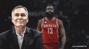 Rockets coach Mike D'Antoni calls James Harden's 61-point game 'one of the best performances'