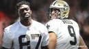Jared Cook excited to play with Saints QB Drew Brees