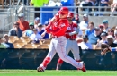 Scooter Gennett out 8-12 weeks with groin injury and Nick Senzel isn't replacing him