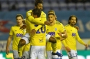 This is what Birmingham City's players did after learning of their points deduction