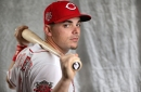 Cincinnati Reds second baseman Scooter Gennett out for 2-3 months with a strained groin