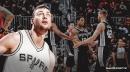 Report: Spurs nearing deal with veteran forward Donatas Motiejunas