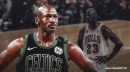 The Celtics' widely unknown push to acquire now Hornets' owner Michael Jordan