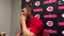 Video: Cincinnati Reds top prospect Nick Senzel reacts to Friday's cut