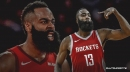 James Harden likes the grind of playing through fatigue