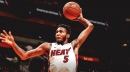 TNT's Kenny Smith says he can make Heat's Derrick Jones Jr. 'the best player in the league,' Jones responds