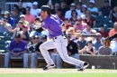 Rockies trade outfielder Mike Tauchman to Yankees for southpaw reliever Phillip Diehl