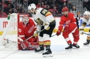 Gameday: Golden Knights host Red Wings on heels of a hot streak