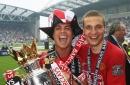 Former Chelsea striker recalls how Man Utd legend Nemanja Vidic ended his career