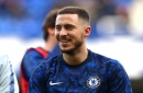Eden Hazard speaks out over reports that he has agreed to join Real Madrid from Chelsea