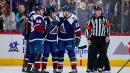 Wilson breaks out of scoring funk, Avalanche beat Blackhawks