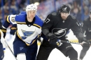 Lightning at Blues GameDay Thread: Slow the storm