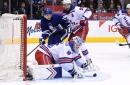 This is now an Alexandar Georgiev Blog (Rangers 2 - Leafs 1)