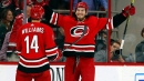 Teuvo Teravainen helps lift Hurricanes past Wild
