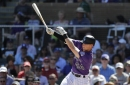 Rockies Recap: Colorado's hit brigade tops Cubs in front of record crowd at Salt River Fields