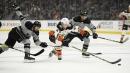 Anze Kopitar's goal in shootout gives Kings win over Ducks
