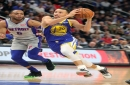 Detroit Pistons vs. Golden State Warriors: Stephen Curry to play