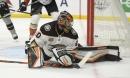 Ducks' Ryan Miller upset about giving up shootout winner to Kings' Anze Kopitar