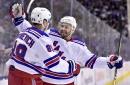 Rangers Edge Maple Leafs in OT – Georgiev Makes 55 Saves