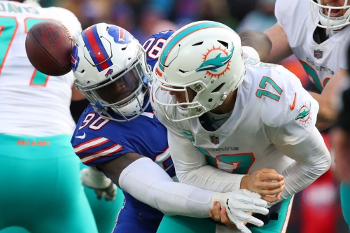 The time was right to move on from QB Ryan Tannehill