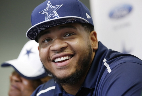 10 things to know about Cowboys O-lineman La'el Collins, like being an Eagle Scout and his fashion passion