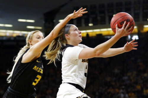 Cunningham's Mizzou career hits final exit with NCAA tourney loss to Iowa