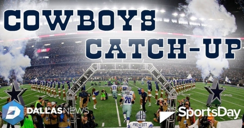 Introducing Dallas' new last line of defense, recapping a busy week of moves, and more -- Your Cowboys Catch-Up