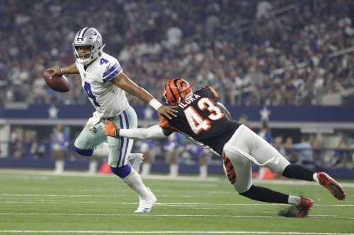 Bengals News (3/25): George Iloka finds a new home
