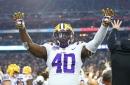 2019 NFL Draft Scouting Report: LSU inside linebacker Devin White