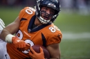 Broncos tight end Jake Butt updates his recovery progress from 3rd torn ACL