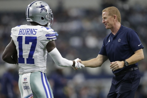 Report: Cowboys are planning on asking Allen Hurns to reduce his salary