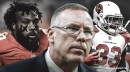 Browns' John Dorsey has been in contact with Eric Berry and Tre Boston's agents