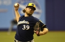 Brewers lose final Spring Training game to Blue Jays, 2-0