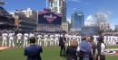 Padres celebrate Opening Day at Petco Park