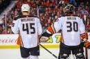 PODCAST: Ducks vs. Flames, Eaves Nominated for Masterton, Welinski First NHL Goal