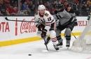 Blackhawks look to avoid sweep by Kings