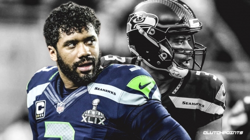 Duane Brown hopes Russell Wilson throws the ball more in 2019