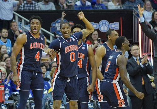 In UNC win, Auburn shows it won't be a pushover in Elite Eight vs. UK