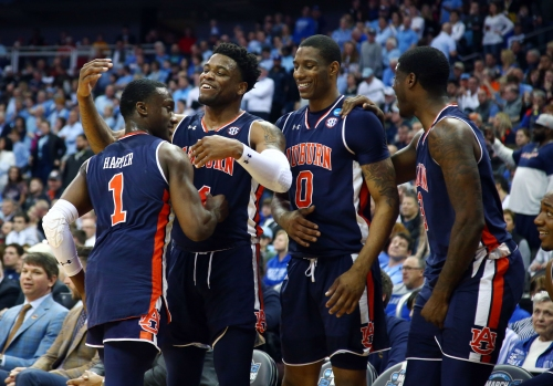 5 things to know about the Auburn Tigers, UK's Elite Eight opponent