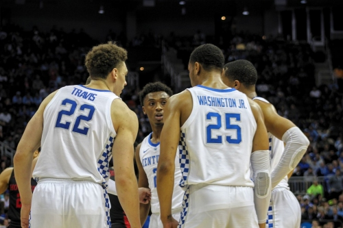 Where UK stands in Elite Eight rankings