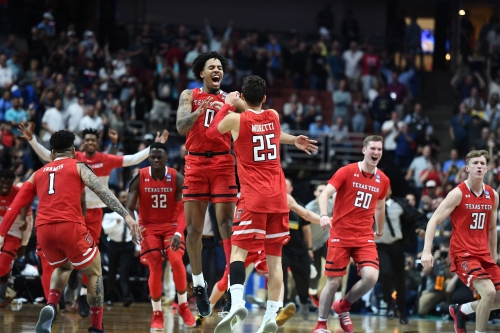 Texas Tech earns first trip to the Final Four with defeat of Gonzaga