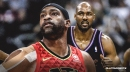 Hawks' Vince Carter passes Karl Malone for 5th place on all-time games played list